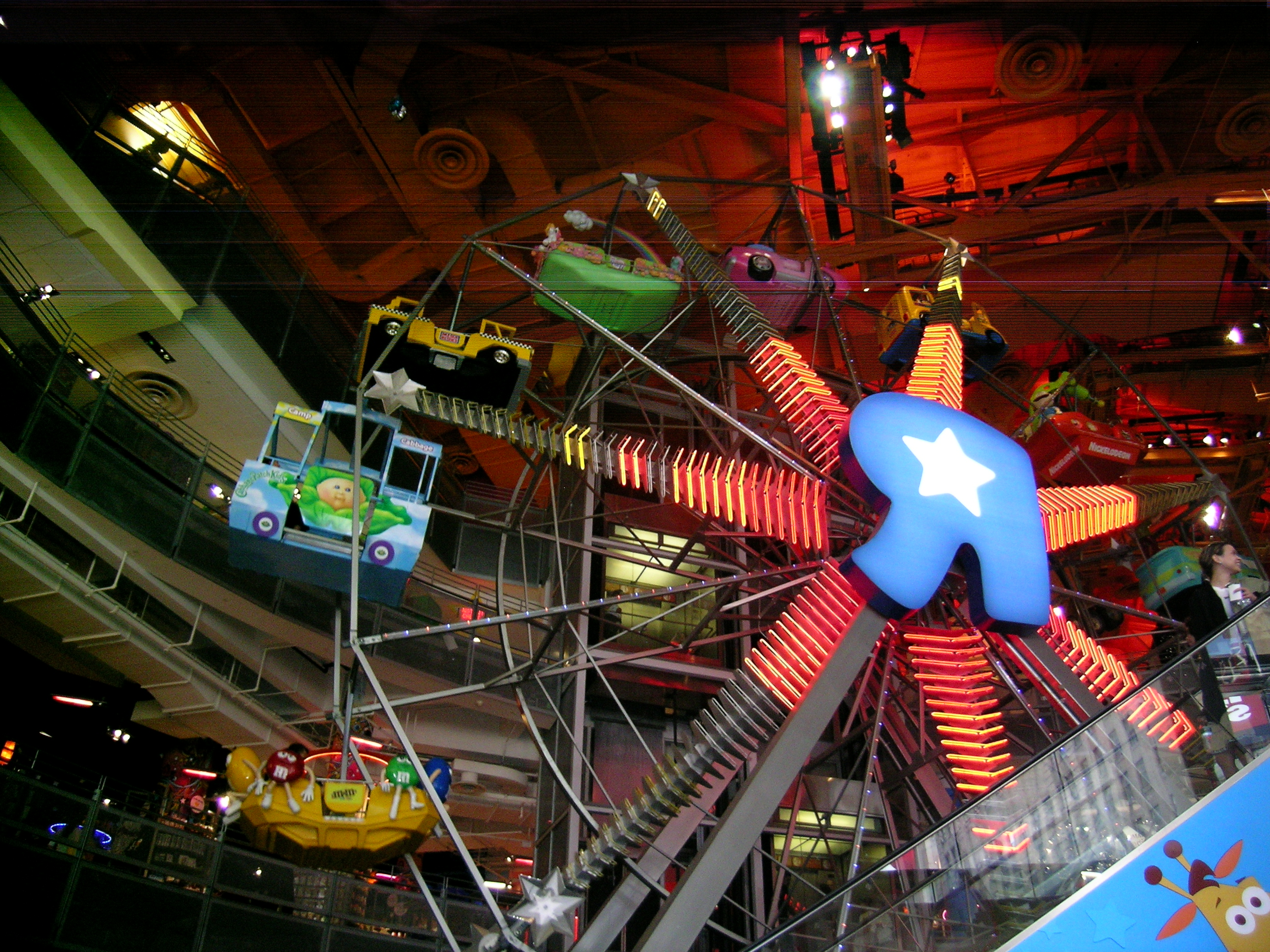 5 Things Not To Miss At Toys R Us Times Square Jersey Kids