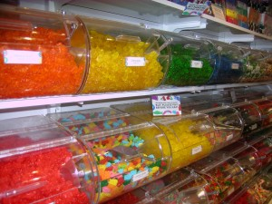expensive candy by the pound. copyright deborah abrams kaplan