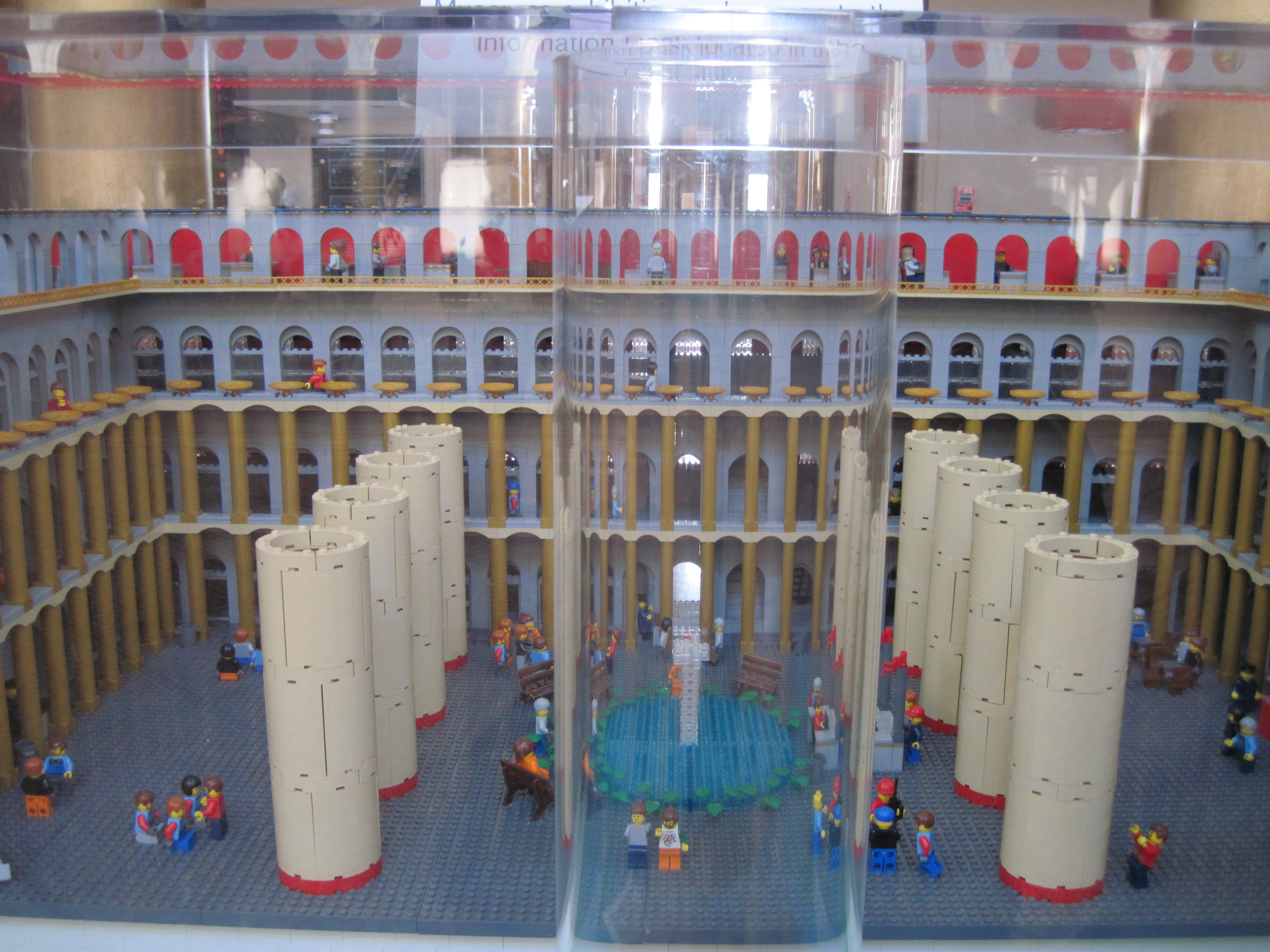 Review national building museum with kids jersey kids a lego version of the national malvernweather Images