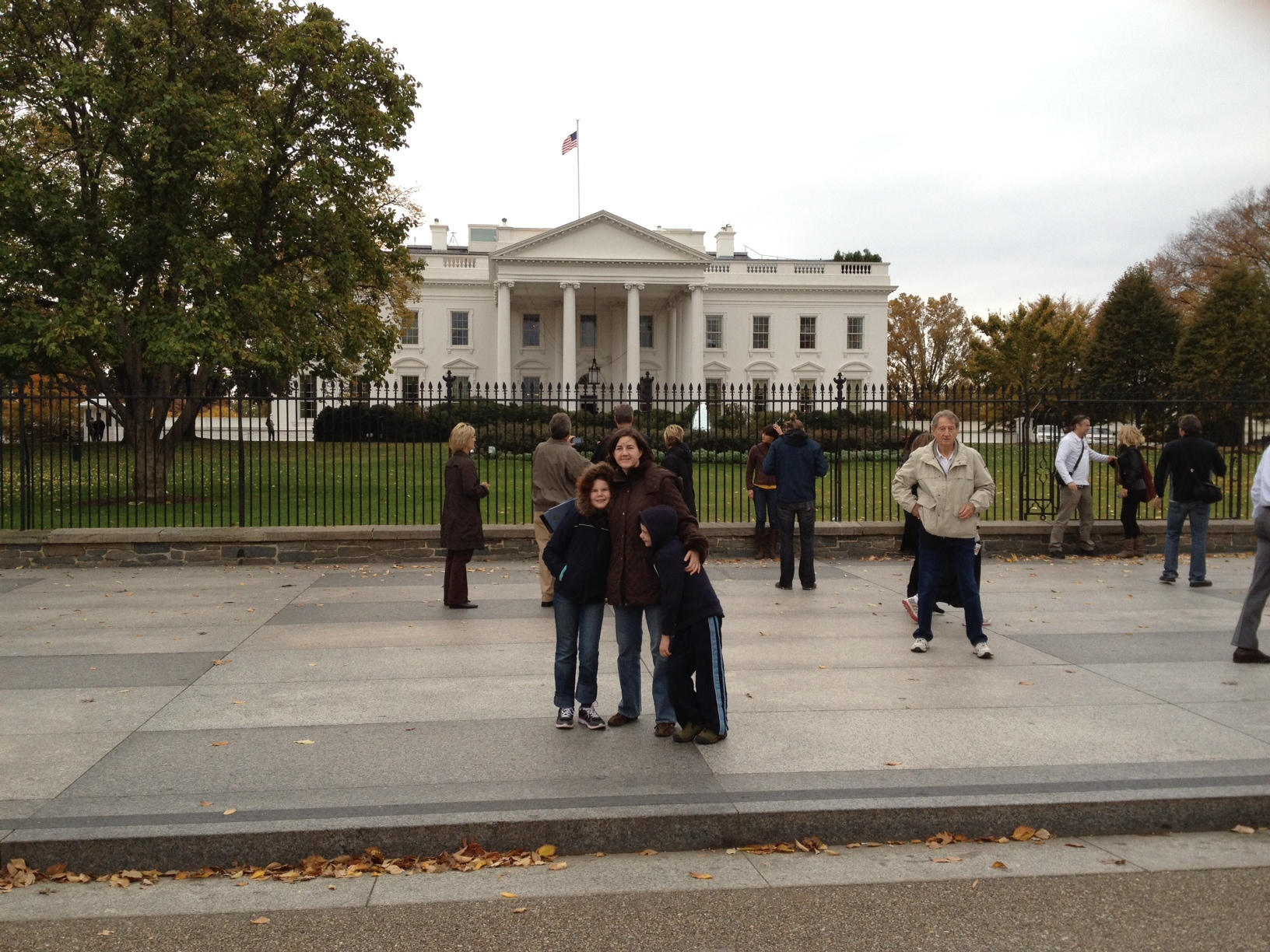 The Front And Back Of The White House | www.imgkid.com ...