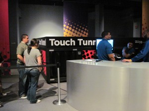 The Touch Tunnel. Copyright Deborah Abrams Kaplan