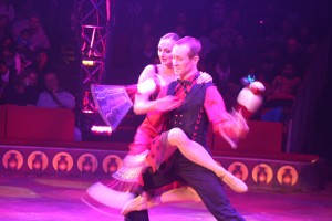 Tango and juggling. Copyright Deborah Abrams Kaplan