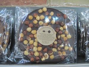 Soma chocolate! Copyright Deborah Abrams Kaplan