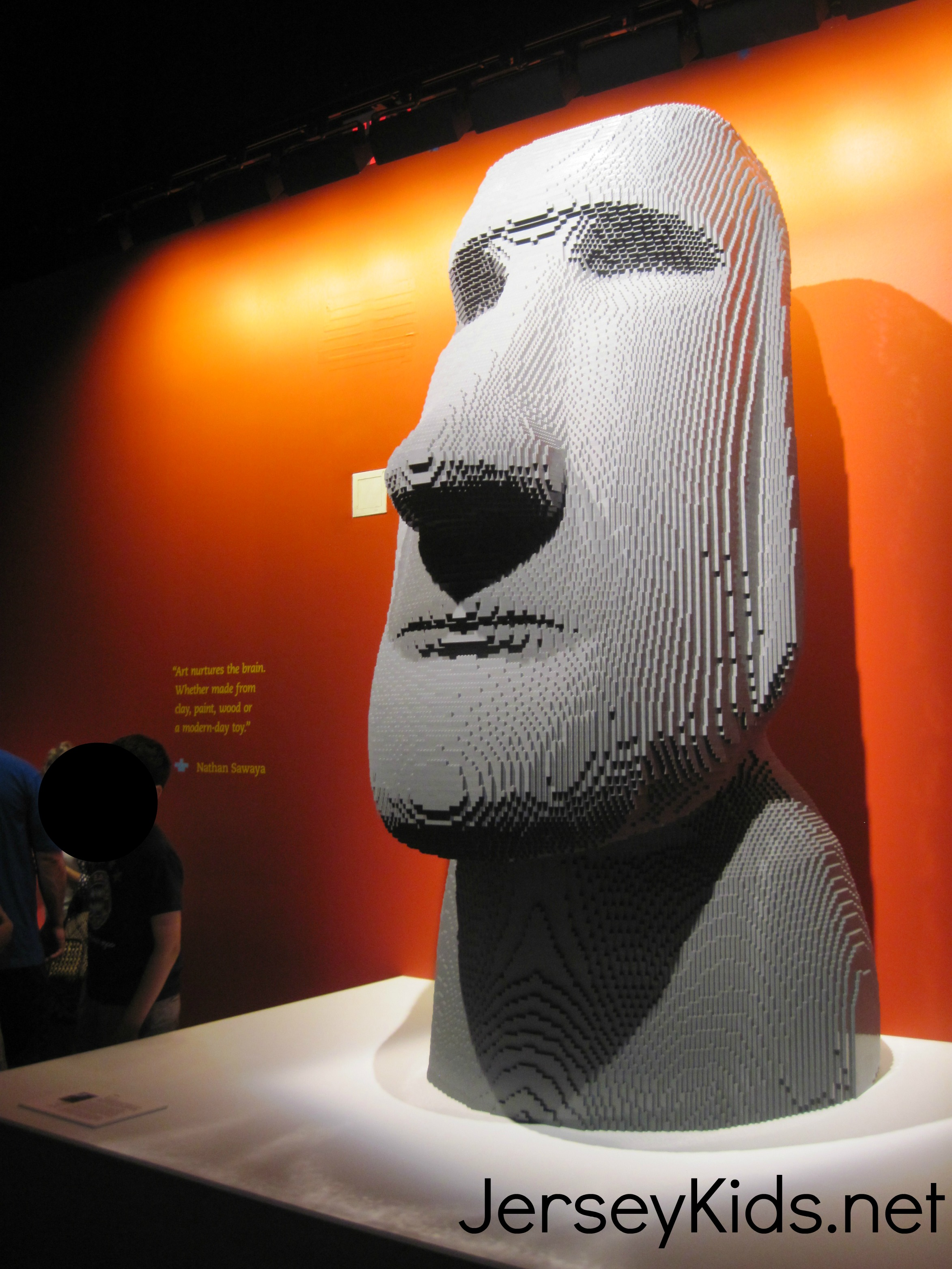 Review The Art Of The Brick Lego At Discovery Times