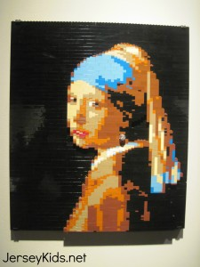 Girl with a Pearl Earring. Copyright Deborah Abrams Kaplan