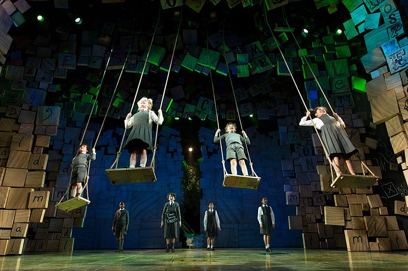Review Matilda On Broadway With Kids Jersey Kids