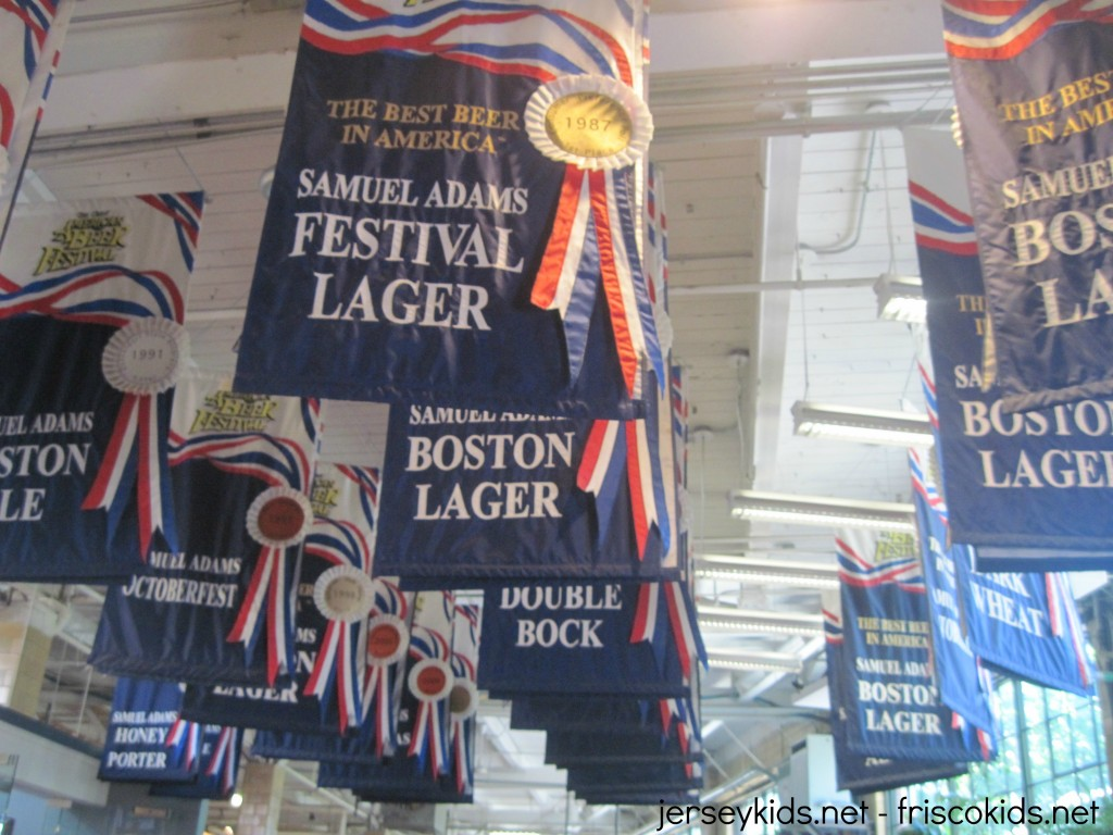 Sam Adams Tour Boston Jamaica Plain