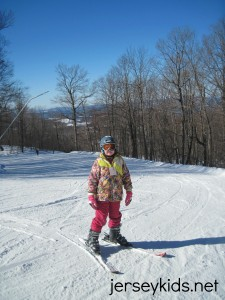 Skiing at Smuggler's Notch in Vermont