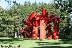 sculpture by Alexander Liberman