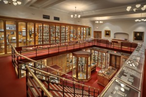 The Main Gallery of Philadelphia's Mütter Museum George Widman, 2009, for the Mütter Museum of The College of Physicians of Philadelphia