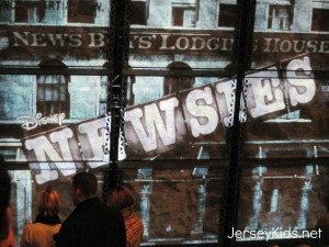 newsies stage