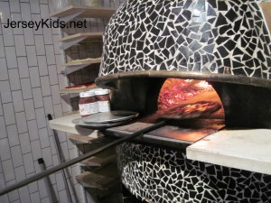 The oven at Forcella's.