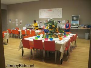 art activities at barnes