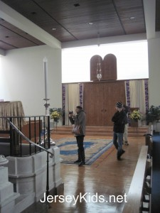 Mikveh Israel in Philadelphia