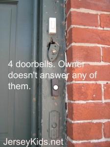 hotel doorbell