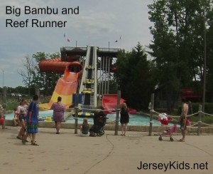 Family Ride - Big Bambu and Reef Runner