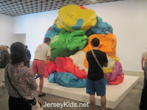 Giant playdough