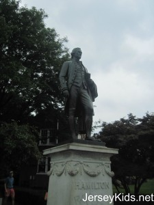 Here is our buddy Alexander Hamilton