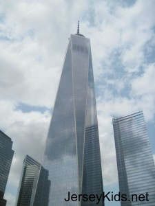 The Freedom Tower - 1,776 feet