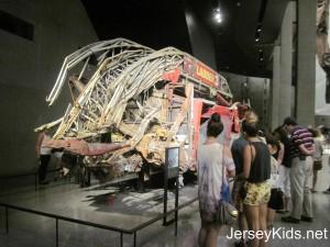memorial firetruck