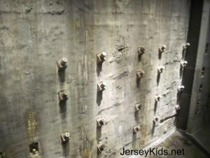 memorial slurry wall