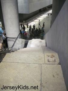 memorial stairs