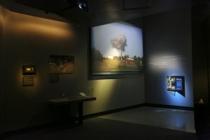 Shanksville Alcove, photo by Jin Lee, courtesy of the 9/11 Memorial Museum