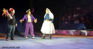 a audience members