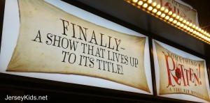 something rotten sign