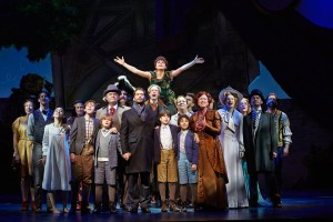 finding neverland cast