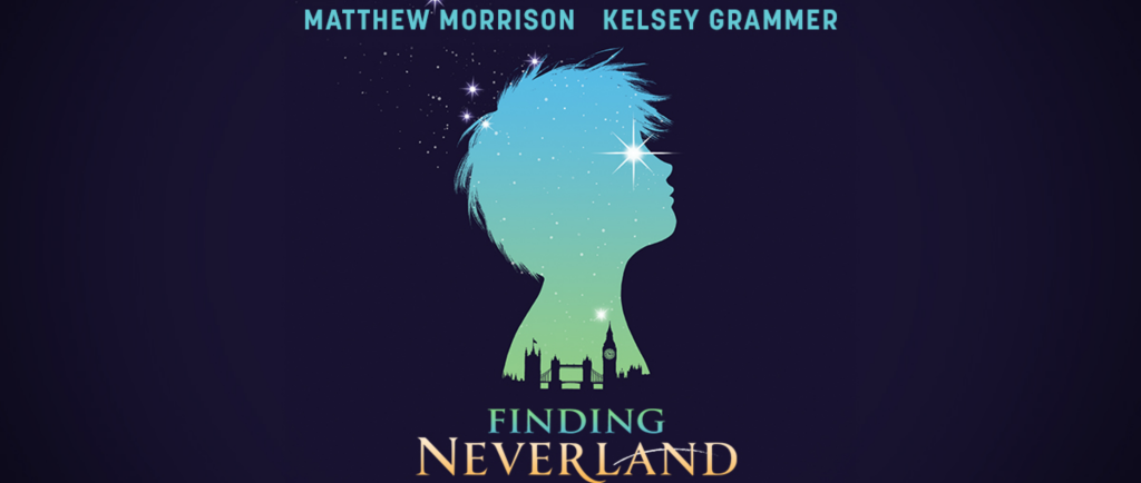 finding neverland log