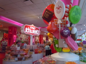 candy at FAO Schwarz
