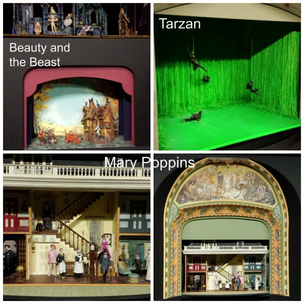 Mockettes for Disney Broadway shows. Photos by Deborah Abrams Kaplan