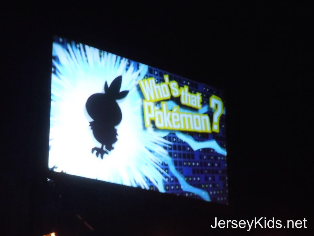 Who is that Pokemon? Photo by Deborah Abrams Kaplan