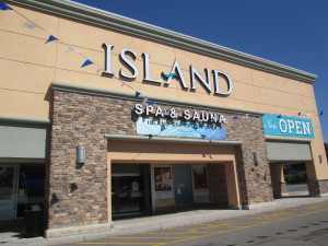 The Island Korea Spa on Route 27 (Lincoln Highway) in Edison, NJ