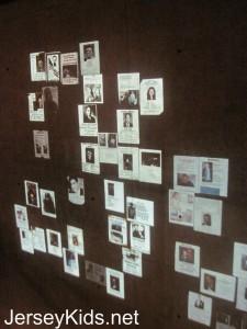 memorial missing posters