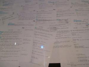 Scripts from SNL. Copyright Deborah Abrams Kaplan