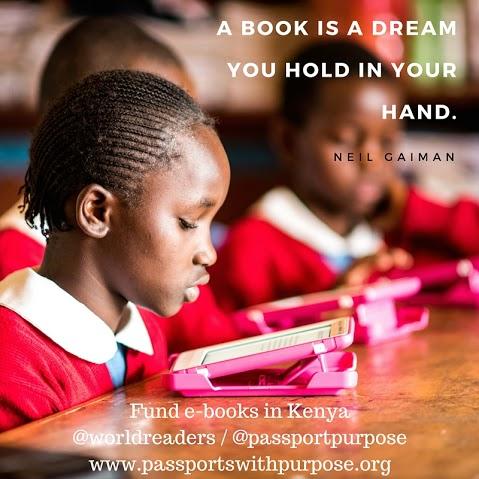PWP A Book is a Dream