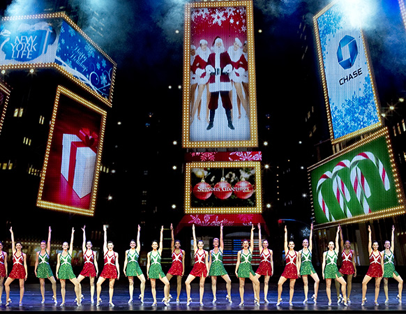 Review: Rockettes Radio City Christmas Spectacular