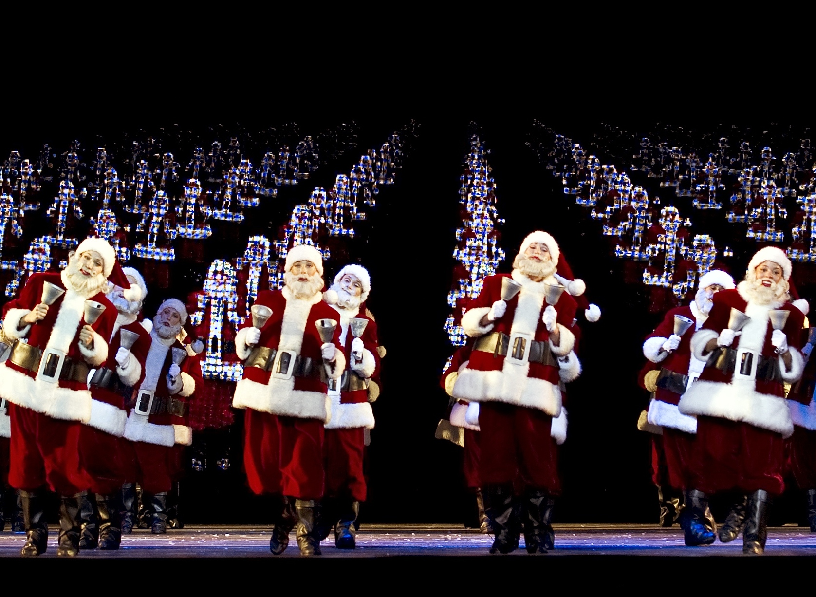 photo courtesy of the rockettes - Rockettes Christmas Show