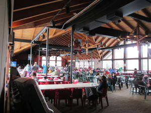 The interior of the Camelback lodge/loft. Copyright Deborah Abrams Kaplan