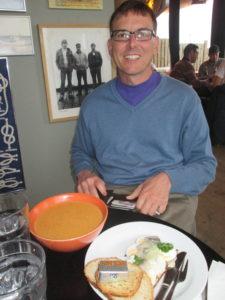 Soup! Copyright Deborah Abrams Kaplan