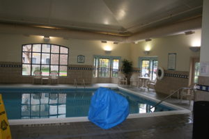 Staybridge Suites indoor pool