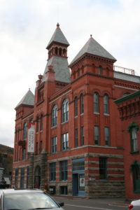 The Rockwell Museum in Corning NY