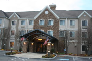 Staybridge Suites Corning exterior