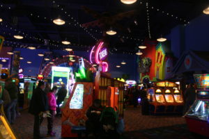 Arcade at Clifton Hill