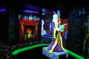 Wizards Mini golf