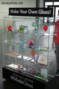 Items you can make at the Corning Museum of Glass