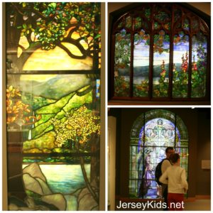 Stained glass at the Corning Museum of Glass
