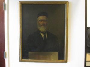 Manischewitz factory founder Rabbi Manischewitz